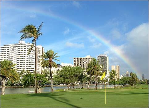 Ala Wai Golf Course